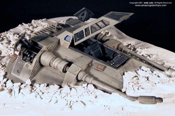 T47 SNOWSPEEDER Empire10