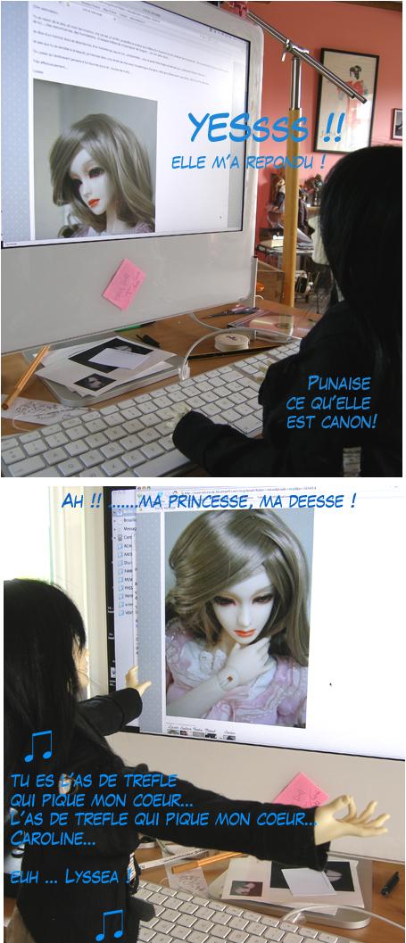 STORY LE RATEAU : liens p.1/LA RECHERCHE DU BONHEUR(1) p.67 - Page 3 Lemail11