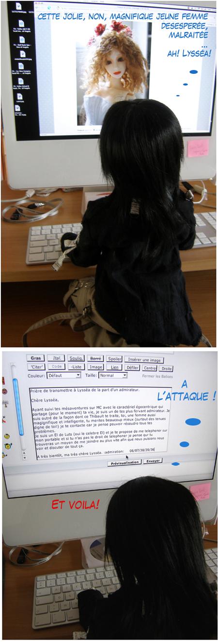 STORY LE RATEAU : liens p.1/LA RECHERCHE DU BONHEUR(1) p.67 - Page 2 Lesong12