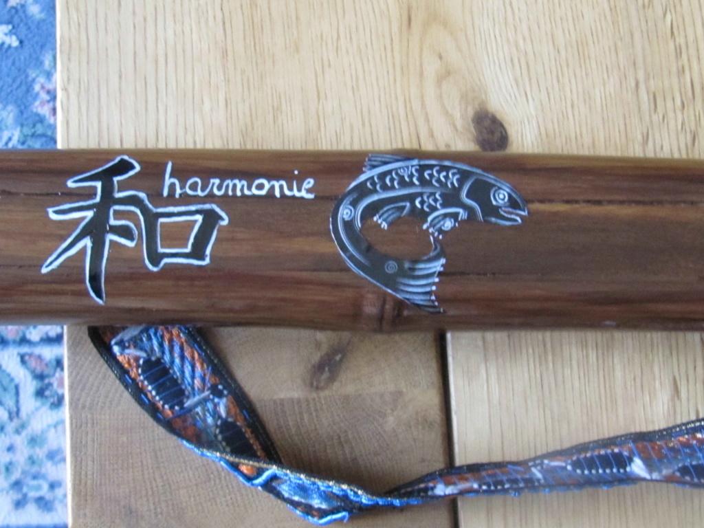 canne spinning en bambou faite par un ami Img_0143