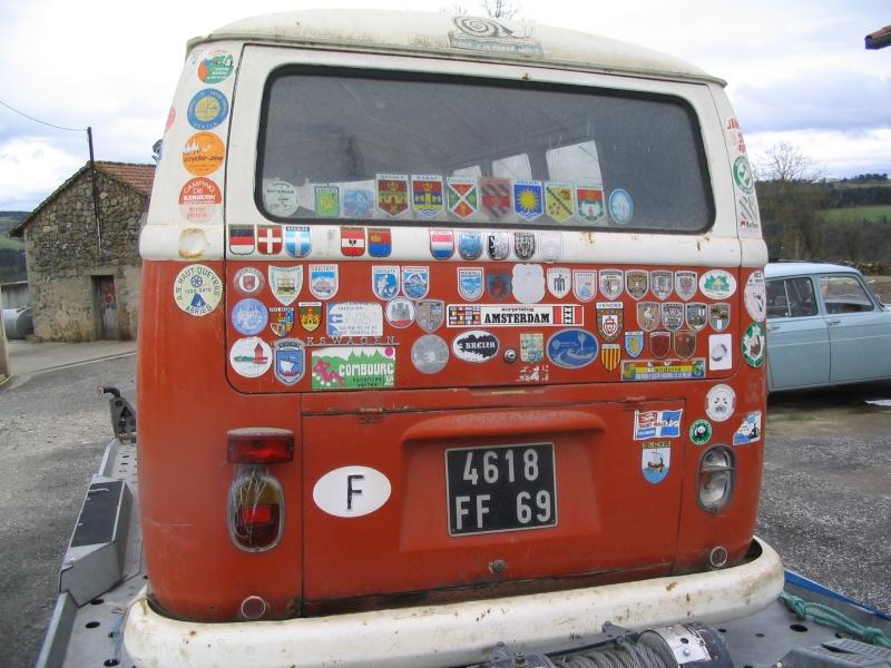 Combi 11 fenêtre (1964) de laurent 162_6212