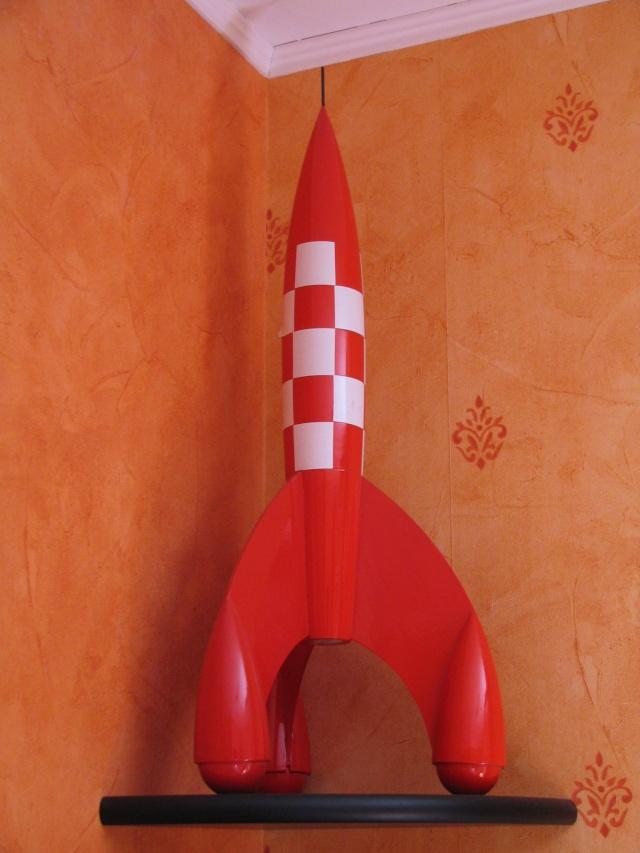 Boite de gateaux HERGE Maquet10