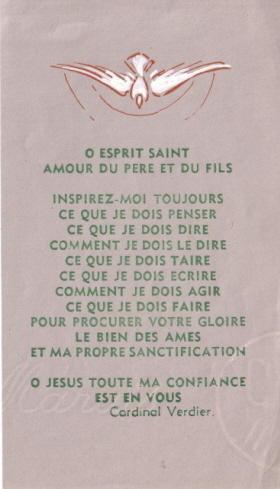 Prières et méditations à la louange du Saint-Esprit Saint-15