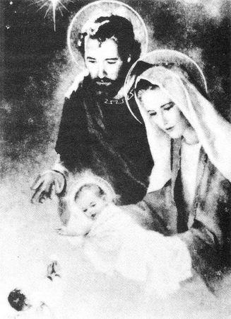 Neuvaine à la SAINTE FAMILLE Sainte12