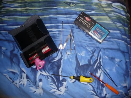 [QUESTION] Comment retirer la crinière? Outils10
