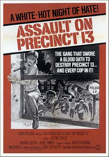 Assault on Precinct 13 (1976, John Carpenter) Assaul10