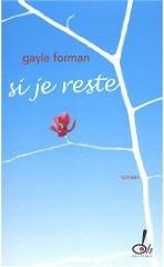 FORMAN, Gayle Forman10