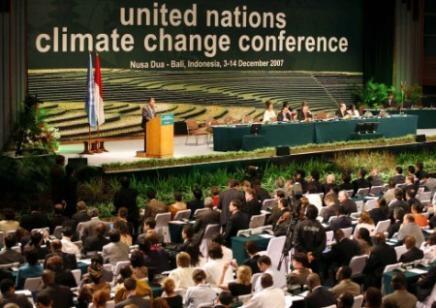Conférence de Bali pour relancer le protocole de Kyoto Bali_c10