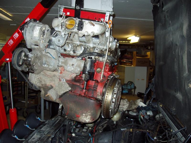 E-Tech - Renovering av en B234F (Går som en klocka) Gammal10