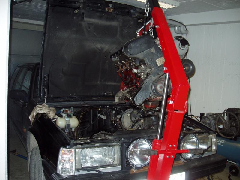 E-Tech - Renovering av en B234F (Går som en klocka) Gammal11