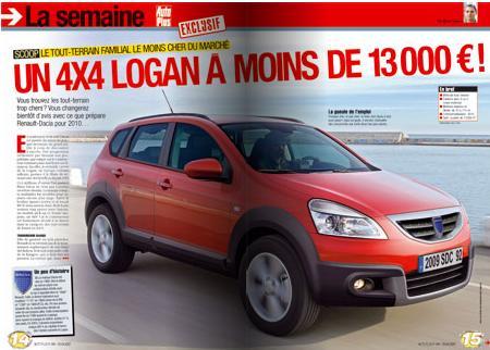 2009 - [Dacia] Duster [H79] Loagan10