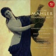 Mahler- 3ème symphonie - Page 2 Zinman10
