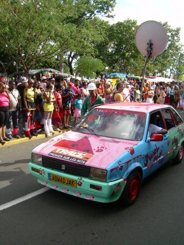 Dimanche Gras 18 Février 2007 !!! Vidé Multicolore !!! Parade18