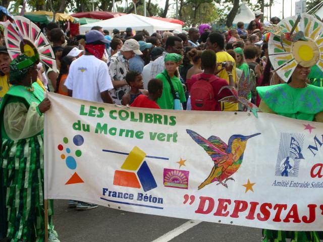 Dimanche Gras 18 Février 2007 !!! Vidé Multicolore !!! Parade60