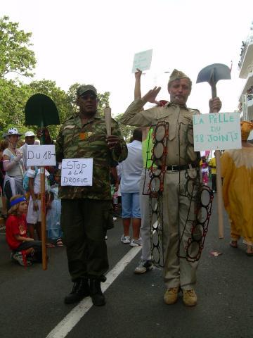Dimanche Gras 18 Février 2007 !!! Vidé Multicolore !!! Parade73