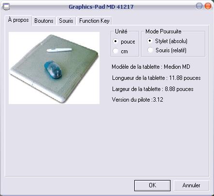 tablette graphique et craft robo 2 Clic_s10