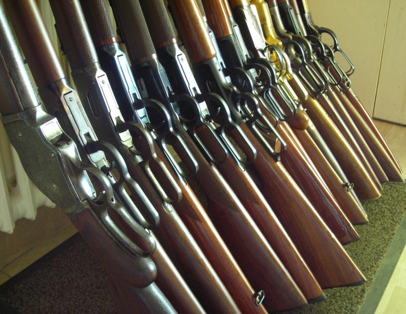La famille carabines western Tot0110