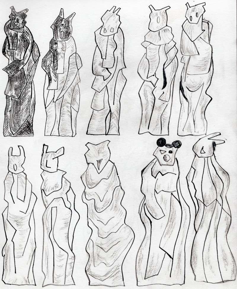 Dessins de sculpteurs - Page 3 Noirea10
