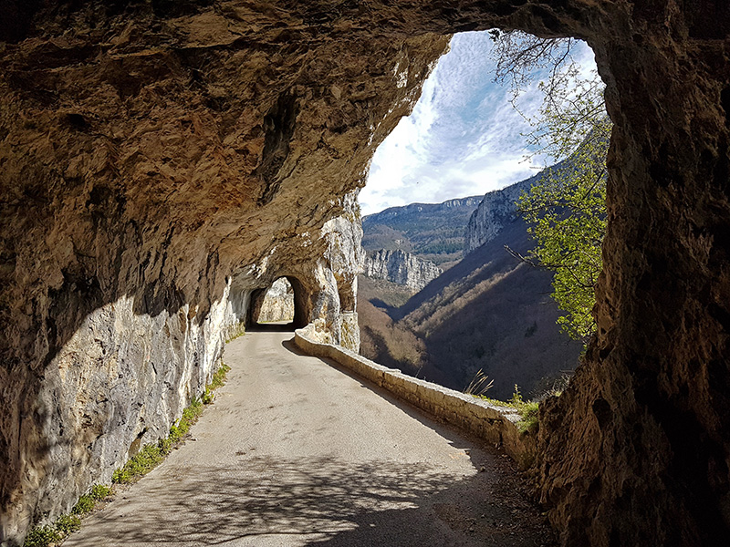 Vercors itinéraire  Route-10