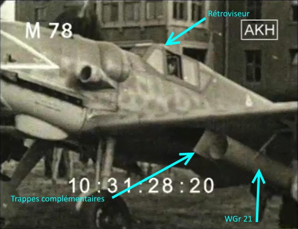 MESSERSCHMITT BF109.G.5 Herman GRAF. Az model 1/72  Bf_10924