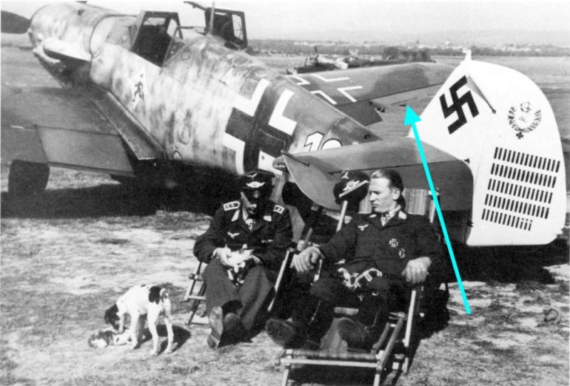 MESSERSCHMITT BF109.G.5 Herman GRAF. Az model 1/72  Messe142