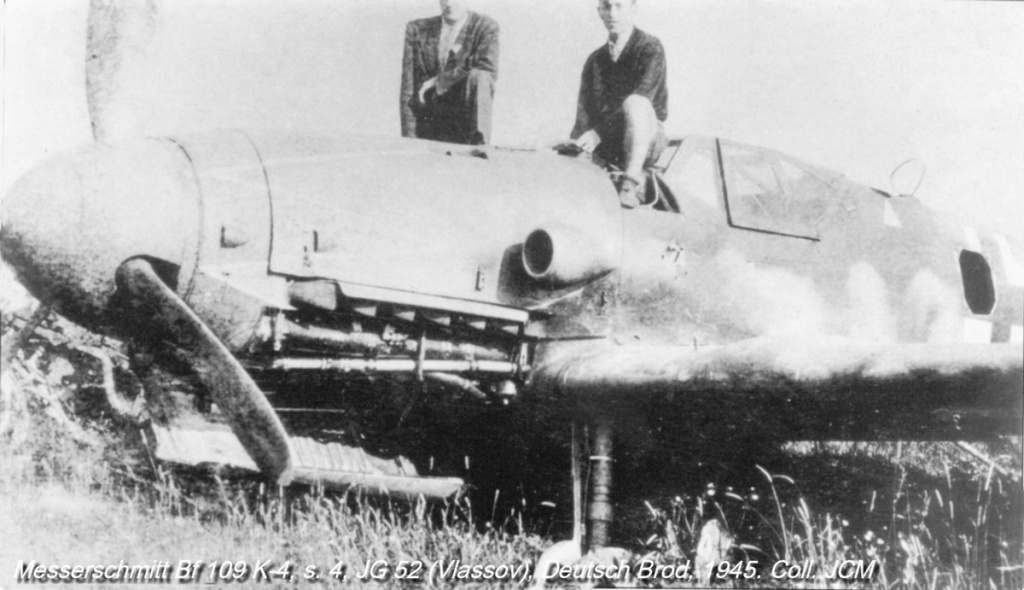 [Heller] Messerschmitt Me 109 K-4 ----- F I N I ----- Messe157
