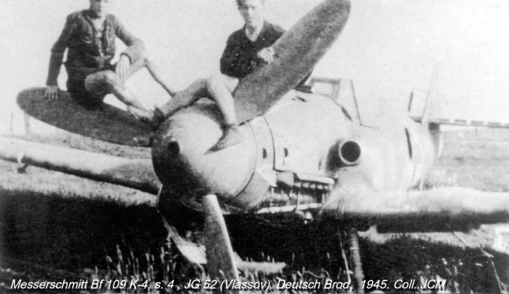 [Heller] Messerschmitt Me 109 K-4 ----- F I N I ----- Messe158