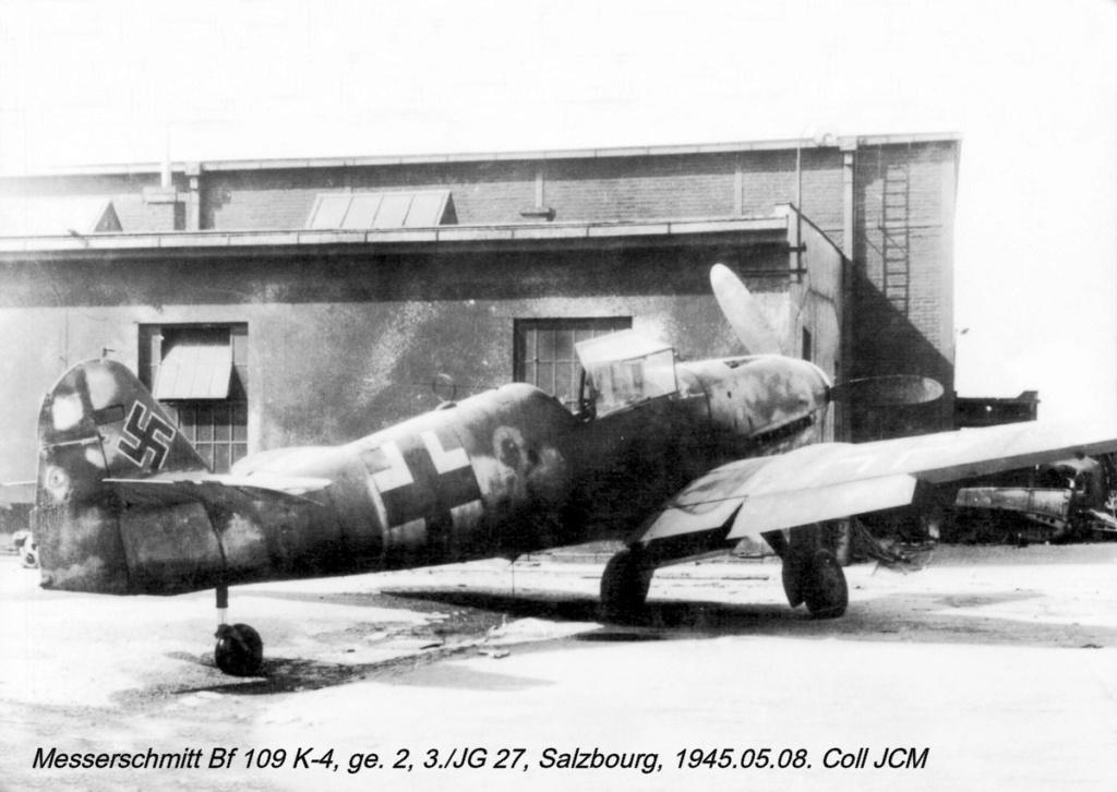 [Heller] Messerschmitt Me 109 K-4 ----- F I N I ----- Messe159