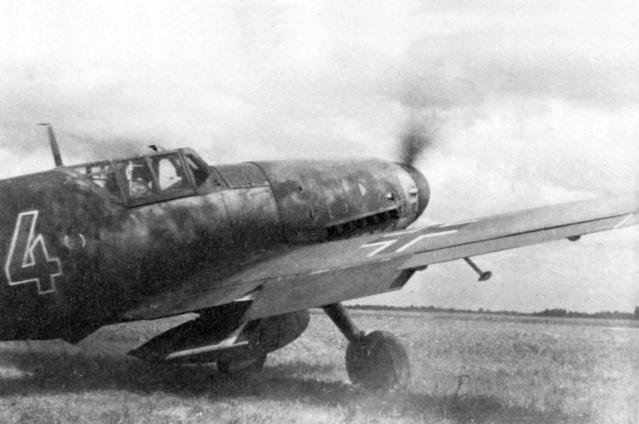 Les yeux de la Luftwaffe part III Messer67