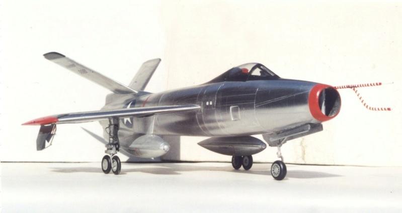 Republic XF-91 Thunderceptor, Lindberg, 1/48 Republ21
