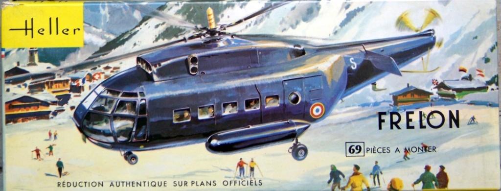 SNCASE SE 3200 FRELON 1/50ème Réf 325 Sncase10