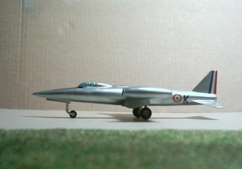 """SNCASO SO 9050 Trident II, maquette Ventax """"Ventavia"""" en thermo-formé, décembre 1959 Sncaso16"""