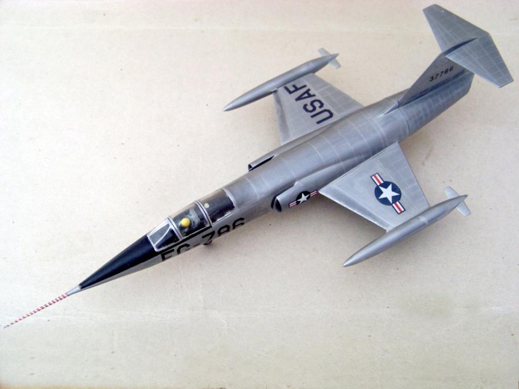Lockheed XF-104 Starfighter, Lindberg, 1/48 Xf-10410