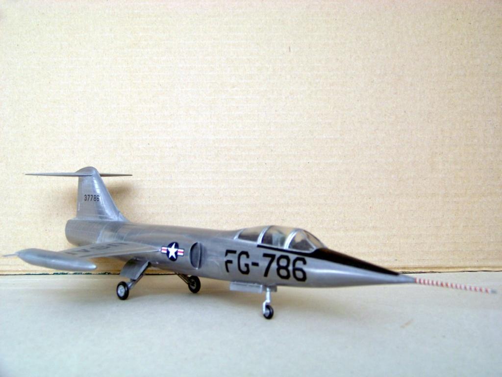 Lockheed XF-104 Starfighter, Lindberg, 1/48 Xf-10411