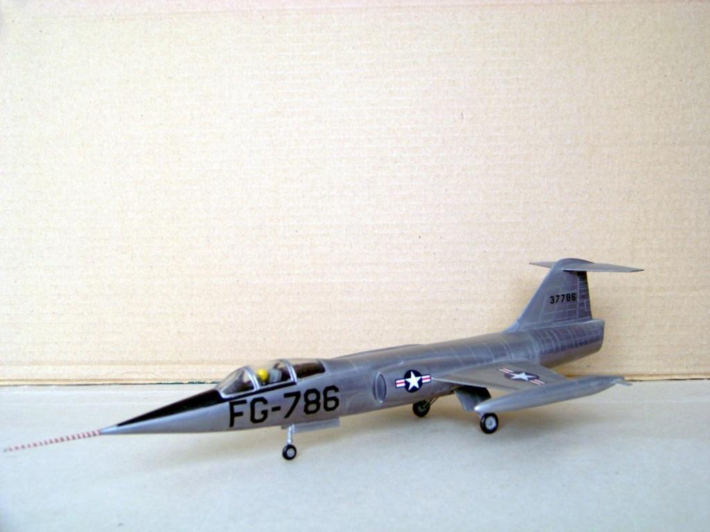 Lockheed XF-104 Starfighter, Lindberg, 1/48 Xf-10412