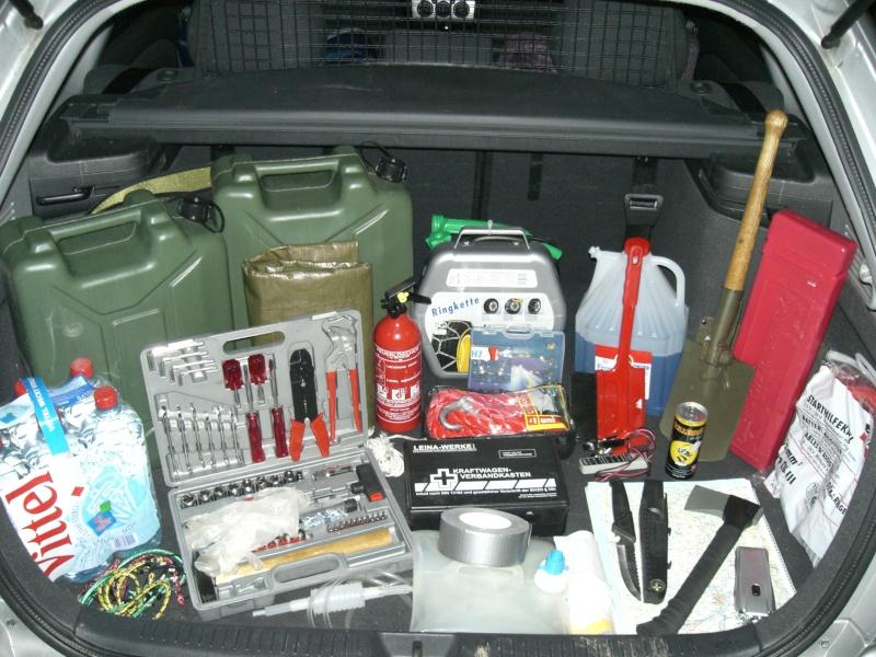Préparer son véhicule pour une évacuation Cimg2210