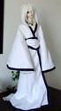 """""""So Gothish !"""" : Robe country lolita rose pour Yo-SD (p.5) Kimono10"""