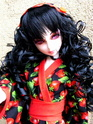 """So Gothish !"" : Robe country lolita rose pour Yo-SD (p.5) Straw010"