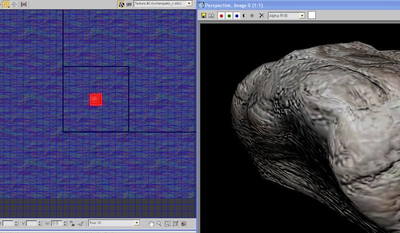 [3DS Max] Créer un rocher de A à Z. Agrand10