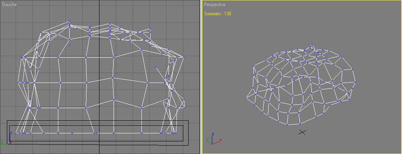 [3DS Max] Créer un rocher de A à Z. Fin110