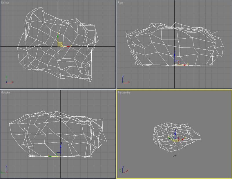 [3DS Max] Créer un rocher de A à Z. Fin111