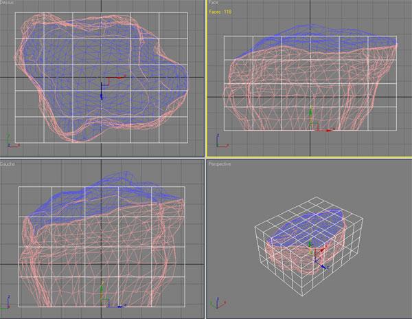 [3DS Max] Créer un rocher de A à Z. Gabari10