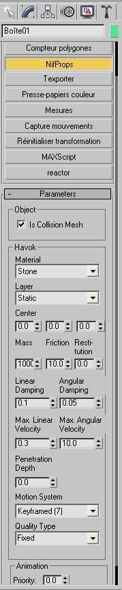 [3DS Max] Créer un rocher de A à Z. Nifpro10