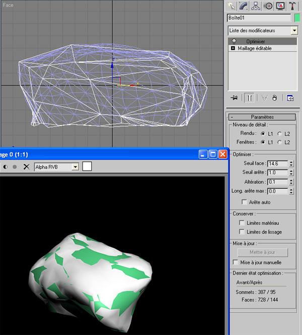 [3DS Max] Créer un rocher de A à Z. Rendu110