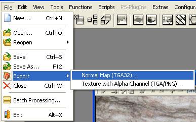 [3DS Max] Créer un rocher de A à Z. Textur11