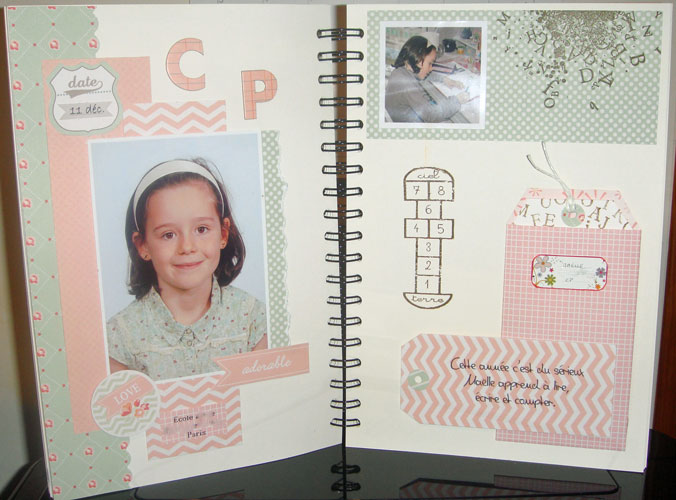 FAMILY DIARY DANIELLE - 30 avril 2014 -  pages 50 à 56 - TOME 1 TERMINE - Page 2 Daniel25
