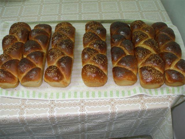 HALA DE SHABAT(samedi juif) ET PETITS PAINS Pa010023