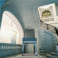 [musée showroom] Cristal Room Baccarat à Paris 1p10
