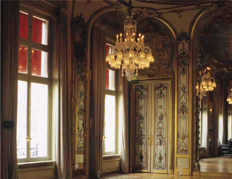 [musée showroom] Cristal Room Baccarat à Paris 610