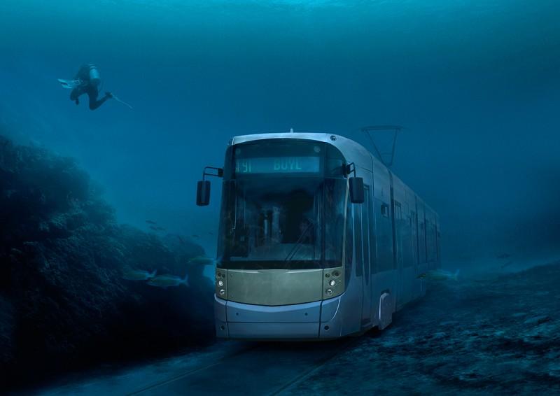 Véhicules amphibies..... Bus10